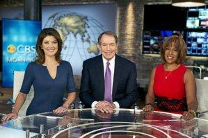 CBS news team