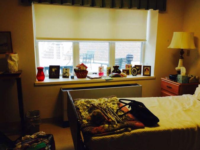 mom's room