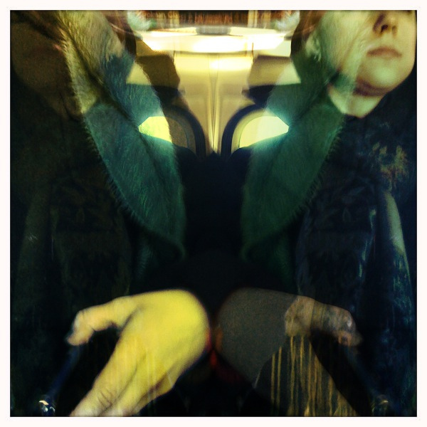 commuter reflection