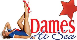 Dame at Sea