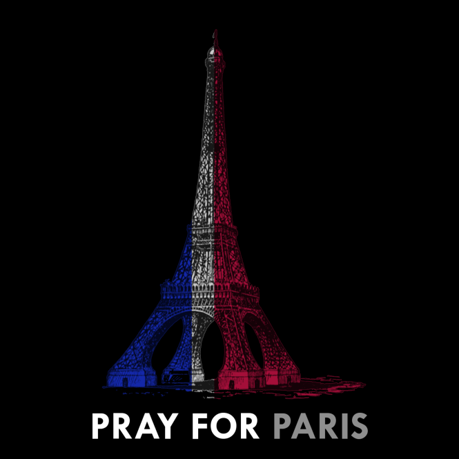 pray-for-paris-sticker